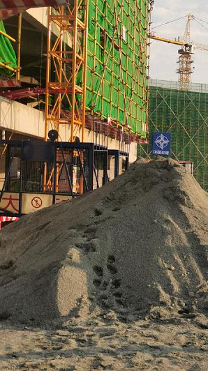中国交建项目经理是这样评价河南大诚机械的