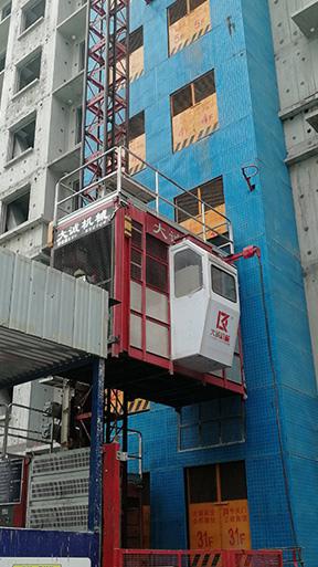 开封建筑施工电梯厂家哪家好?价格高吗?