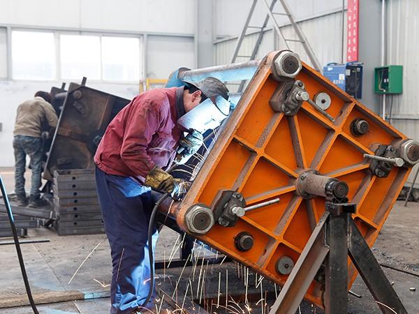 大诚机械:焊接区域
