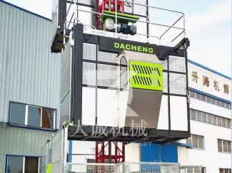 施工电梯司机单独驾驶室