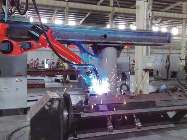 大诚机械:激光焊区