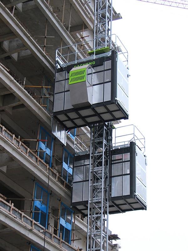 SC200/200新款施工电梯